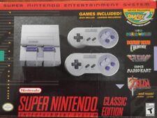 SNES Classic Edition - Super NES - Nintendo Entertainment System Console - New