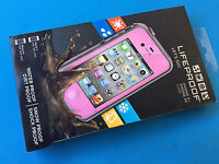 New Authentic Lifeproof Case for Apple iPhone 4 / 4S - Pink/Grey ✔Ships Same Day