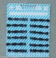 """Triumph BSA """"Wassell LTD"""" Universal  Rubber Ties Card of 36"""