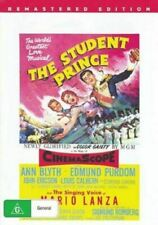 The Student Prince ( Remastered Edition ) - Mario Lanza DVD