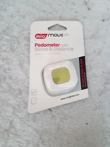 Mio Move SD Heart Rate Monitor Pedometer w/ steps & Distance NIB (Green)