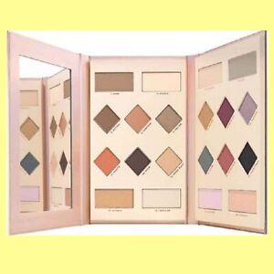 Avon Lidschattenbox Lidschatten mit 20 Farben und Spiegel für dezenter Look