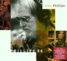 John Phillips (Mamas & Papas) - Phillips 66-DIGIPACK-Merce Nuova