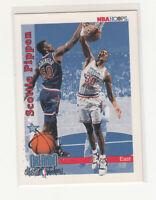 SCOTTIE PIPPEN 1992-93 Skybox NBA Hoops All-Star #300 Chicago Bulls Mint