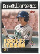 MIKE TROUT 2010 BOWMAN BASEBALL AMERICA TOOLS OF THE TRADE ROOKIE RC ANGELS