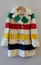 hudson bay blanket coat