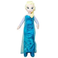 NWT Disney Frozen Queen Elsa Pillowtime Pals Plush Doll Large 24 Inch Toy Pillow