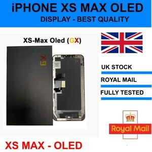 iPhone XS MAX OLED LCD SCREEN DISPLAY REPLACEMENT - PREMIUM VERSION OLED GX