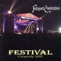 FAIRPORT CONVENTION - FESTIVAL CROPREDY 2002 2CDs (NEW & SEALED) Folk Live