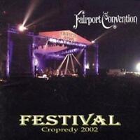 FAIRPORT CONVENTION - FESTIVAL CROPREDY 2002 2CDs (NEW & SEALED) Folk Live