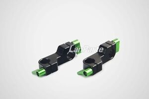 New LanParte Right Angle 15mm Rod Clamp for DSLR Support System Rig