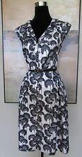 Kate Spade / Florence Broadhurst Dress Japanese Floral Silk Sheath Sz 00