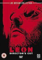 Leon Director's Cut 1994 Natalie Portman, Gary Oldman, Peter Appel New UK R2 DVD
