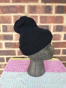 Beanie Hat Superfine 100% Merino Wool Hand Made
