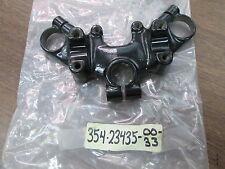 Yamaha Black Steering Crown 76-77 YZ80 77-83 DT100 90-93 RT100 1354-23435-00-33