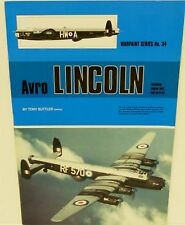 Warpaint Series No.034 - Avro Lincoln - 40pp - (Book)