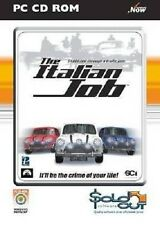 The Italian Job (PC CD) * NEW * & Factory Sealed , Free US First Class Shipping