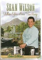 SEAN WILSON MUSIC DVD WHEN YOU ARE SMILING 50 GREAT SONGS