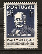 PORTUGAL  # 602 Mint POSTAGE STAMP CENTENARY