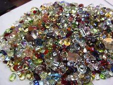 Natural Loose Mixed Faceted Gemstone Parcel 100 Carats Bulk!