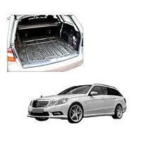 Choice of  boot liner load mat bumper protector Mercedes S212 E Class estate