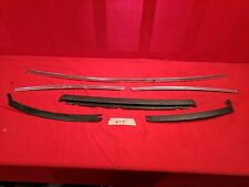79-86 Ford Fox Body Mustang Exterior Windshield Window Trim 5.0L OEM 80 81 82 83