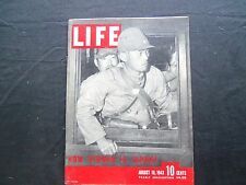 1943 AUGUST 16 LIFE MAGAZINE - JAPANESE SOLDIERS - L 352