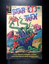 COMICS: Gold Key: Star Trek #29 (1975) - RARE (batman/man from uncle/flash)