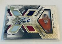 R47,415 - 2015-16 SPx #157 Zachary Fucale Rookie Auto Jersey #/499 Canadiens