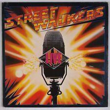 STREETWALKERS: Live UK Vertigo 6641 703 Hard Rock 2x LP NM Wax KING CRIMSON