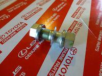 Genuine Toyota Landcruiser FJ40 Tailshaft Bolt, Nut & Washer FJ45 HJ47 BJ42