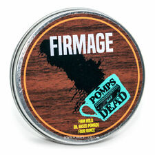 Pomps Not Dead Firmage Pomade Coffee 4oz