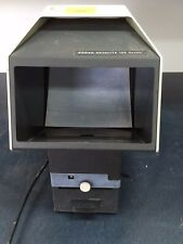 Vintage Kodak Ektalite120 Microfiche Reader *For Parts/Not Working Properly*