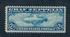 drbobstamps US Scott #C15 Mint HR OG Sound Zeppelin Air Mail