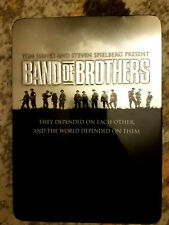Band of Brothers (Dvd, 2002, 6-Disc Set), Complete Tv Series
