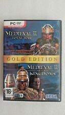 Medieval 2 Total War -- Gold Edition (PC: Windows, 2008)