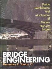 Bridge Engineering: Design, Rehabilitation, and Maintenance of Modern Hig - GOOD