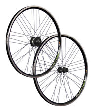 VUELTA 28 pollici set ruote bici Airtec1 Shimano DH-3N30 Deore 610 622-21 nero