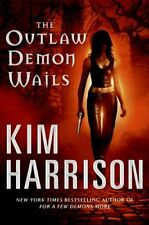 The Outlaw Demon Wails (The Hollows) by Harrison, Kim Book The Cheap Fast Free