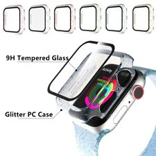 Soft Screen Protector Case Cover for Apple Watch 1 2 3 4 5 38mm 40mm 42mm 44mm