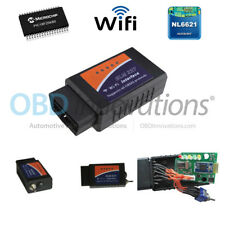 ELM327 WiFi OBD2 Scanner + Modified HS MS CAN Switch + PIC18F25K80 for FORScan