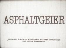 Asphaltgeier 16mm Film USA 1958