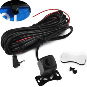 For Car Driving Recorder Stream Media Rear View  Reverse Camera 5 Pin 2.5mm Jack