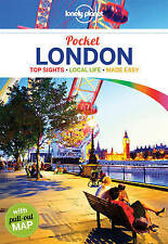 Lonely Planet Pocket London (Travel Guide), Filou, Emilie, Lonely Planet, New Bo