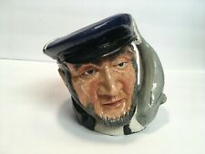 Royal Doulton - Capt Ahab Character Jug from Doulton & Co. - Large - D6500