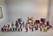 My little pony mini figure lot - funko