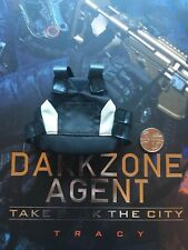 Virtual Toys The Dark Zone Agent Tracy R Ver Body Armour Vest loose 1/6th scale