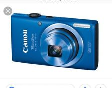 Canon PowerShot ELPH 115 IS / IXUS 132 16.0MP Digital Camera - Blue