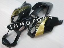 For Ducati Monster 696 796 1100 ABS Injection Mold Bodywork Fairing Black Gold