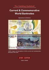 2018 Current & Commemoratives World Banknotes Catalog (PDF)